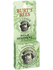 BURTS BEES RES-Q OINTMENT 100 PERCENT NATURAL .6 OZ