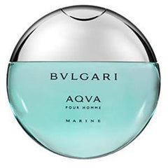BVLGARI AQVA MARINE MEN`S EDT SPRAY 1.7 OZ