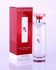 BVLGARI AU THE ROUGE WOMEN`S EAU DE COLOGNE SPRAY 3.4 OZ.