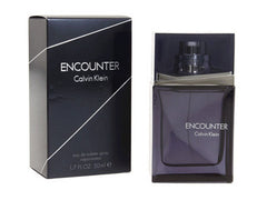 CALVIN KLEIN ENCOUNTER MEN`S EAU DE TOILETTE SPRAY 1.7 OZ