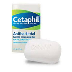 CETAPHIL ANTIBACTERIAL BAR 4.5 OZ