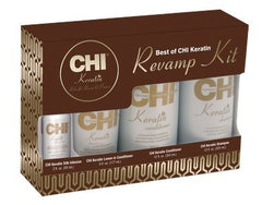 CHI Best Of CHI Keratin Revamp Kit 4 Piece