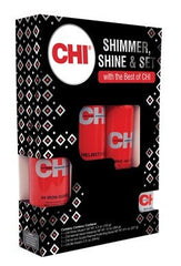 CHI Best Of CHI Shimmer Shine Set 4 Piece