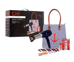 CHI Sail Away Tote 6 Piece with Bag