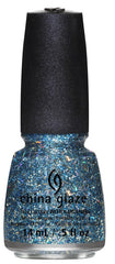 CHINA GLAZE HOLIDAY 2013 NAIL POLISH #1259 BELLS WILL BE BLINGING