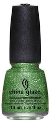 CHINA GLAZE HOLIDAY 2013 NAIL POLISH #1261 THIS IS TREE-MENDOUS