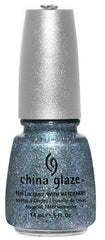 CHINA GLAZE NAIL POLISH #1025 LIQUID CRYSTAL-PRISMATIC COLLECTION .5 OZ