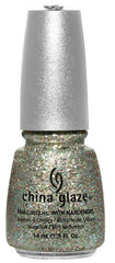 CHINA GLAZE NAIL POLISH #1029 RAY-DIANT-PRISMATIC COLLECTION .5 OZ