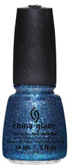 CHINA GLAZE NAIL POLISH #1200 WATER YOU WATING FOR .5 OZ-CIRQUE DU SOLEIL-WORLDS AWAY