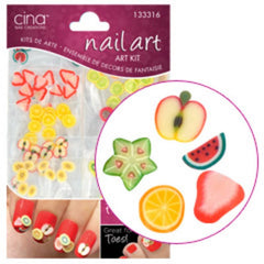 CINA FRUIT SALAD FIMO SHAPES