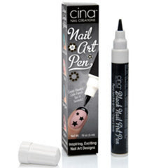 CINA NAIL ART PEN BLACK
