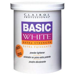 CLAIROL BASIC WHITE 16 OZ.