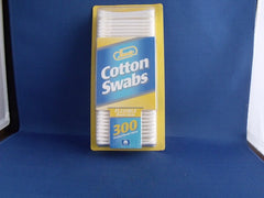 CLASSIC COTTON SWABS 300