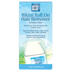 CLEAN AND EASY BIKINI ROLL-ON HAIR REMOVER 4.2 OZ