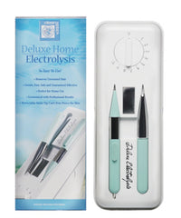 CLEAN AND EASY DELUXE HOME ELECTROLYSIS KIT