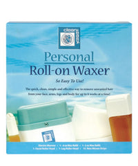 CLEAN AND EASY PERSONAL ROLL-ON WAXER