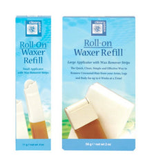 CLEAN AND EASY PERSONAL ROLL-ON WAXER REFILL-FACE