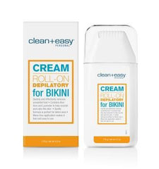 Clean And Easy Roll-On Depilatory For Bikini
