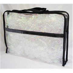 CLEAR TOTES  BRIEFCASE