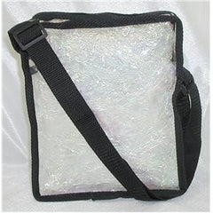 CLEAR TOTES  HIP BAG