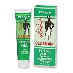 CLUBMAN STYLING GEL(TUBE) 3 3/4 OZ.