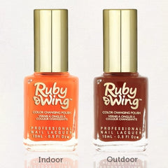 COLOR CLUB RUBY WING COLOR CHANGING NAIL POLISH SUMMER LOVE (2013)