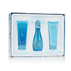 COOL WATER WOMENS GIFT SET 3 PIECE