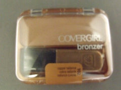 COVER GIRL CHEEKERS BRONZER COPPER RADIANCE