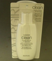 COVER GIRL CLEAN EYES MAKE UP REMOVER