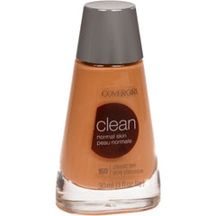 COVER GIRL CLEAN LIQUID MAKEUP CLASSIC TAN 00420
