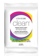 Cover Girl Clean Makeup Remover Wipes
