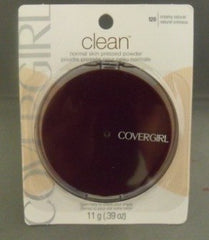 COVER GIRL CLEAN PRESS PWD CREAMY NATURAL 12208