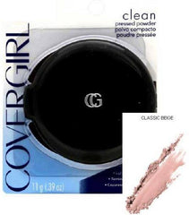 COVER GIRL CLEAN PRESSED POWDER CLASSIC BEIGE 12213