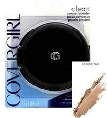 COVER GIRL CLEAN PRESSED POWDER CLASSIC TAN 12221