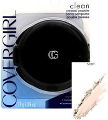 COVER GIRL CLEAN PRESSED POWDER IVORY 12204