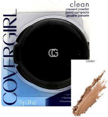 COVER GIRL CLEAN PRESSED POWDER TAWNY 12224