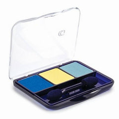 COVER GIRL EYESHADOW 3 KIT 117 BLAZING BLUES