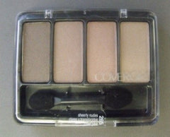 COVER GIRL EYESHADOW 4 KIT 265 SHEERLY NUDES