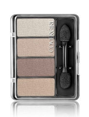 Cover Girl Eyeshadow Quad #280 Natural Nudes