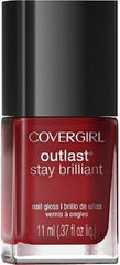 COVER GIRL OUTLAST STAY BRILLIANT NAIL POLISH 180 LASTING LOVE