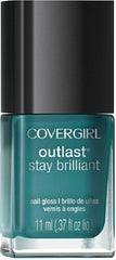 COVER GIRL OUTLAST STAY BRILLIANT NAIL POLISH 290 CONSTANT CARIBBEAN