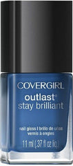 COVER GIRL OUTLAST STAY BRILLIANT NAIL POLISH 295 OUT OF THE BLUE