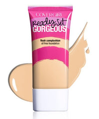 Cover Girl Ready Set Gorgeous Makeup Medium Beige