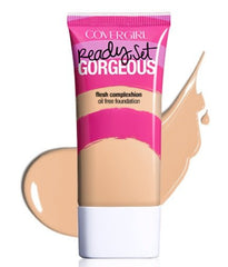 Cover Girl Ready Set Gorgeous Makeup Warm Beige