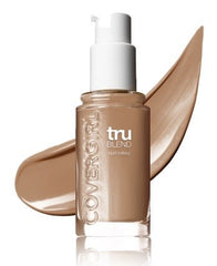 Cover Girl TruBlend Liquid Makeup Tawny