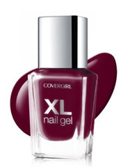 Cover Girl Xl Gel Nail Polish Rotundraspberry