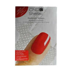 CREATIVE NAIL SHELLAC REMOVER WRAPS 250 CT.