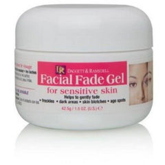 DAGGETT AND RAMSDELL FACIAL FADE GEL FOR SENSITIVE SKIN 1.5OZ