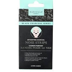 Danielle Charcoal Nose Strips 8 Piece