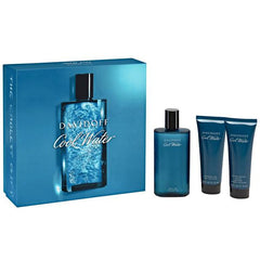 Cool Water Men`s 3 Piece Gift Set